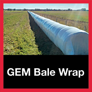 GEM Bale Wrap Products