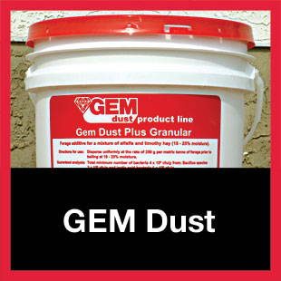 GEM Dust Products