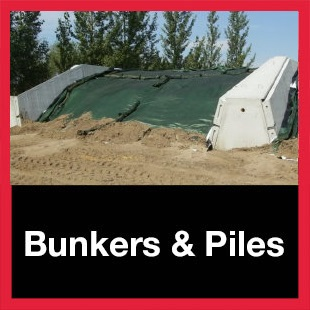Secure Covers Bunkers & Piles