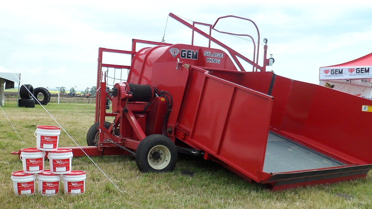 Learn about GEM Silage Products